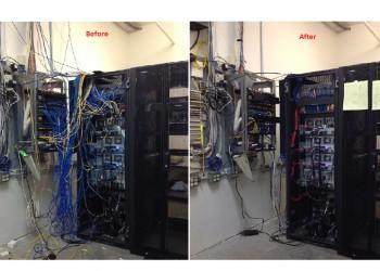 Rack cleanup